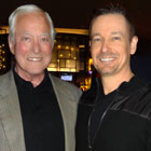 Dr. Steve G. Jones with Brian Tracy