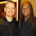 Dr. Steve G. Jones and Michael Beckwith