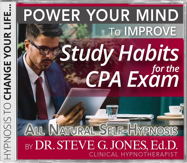 CD or MP3 to Power Your Mind to Improve Study Habits for the CPA Exam