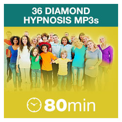 36 Diamond Hypnosis mp3s Special MP3s