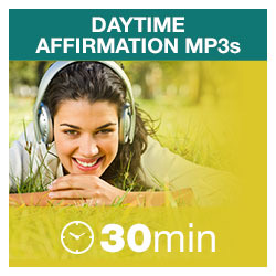 Daytime Affirmations MP3s