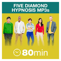 Five Diamond Hypnosis MP3s
