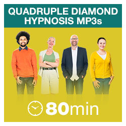 Quadruple Diamond Hypnosis MP3s