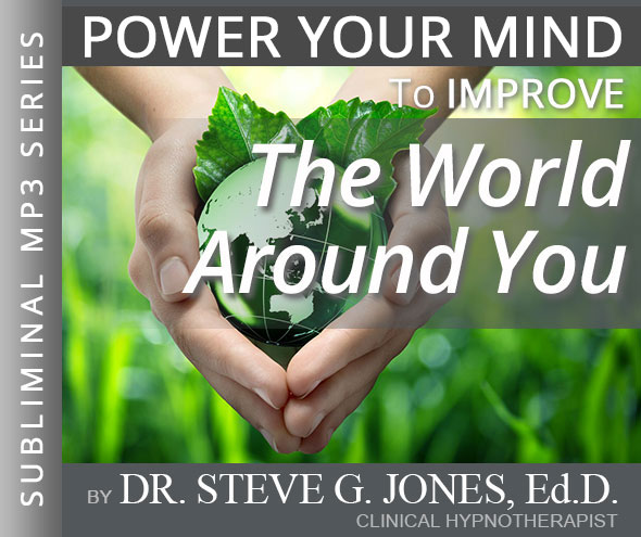 Subliminal MP3s Downloads by Dr  Steve G  Jones, Ed D
