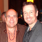 Steve G. Jones with Joe Vitale