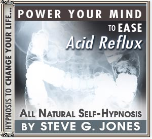 Ease Acid Reflux Power Your Mind Hypnosis CD