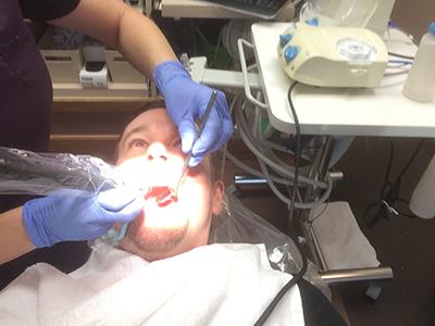 Steve G. Jones dental hypnosis