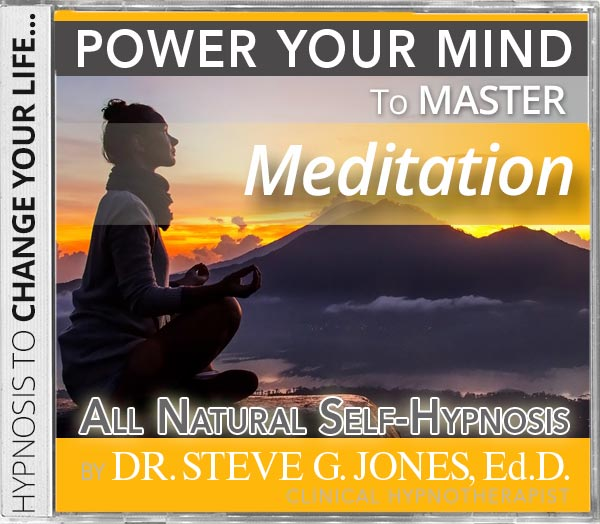 CD or MP3 to Power Your Mind to Meditate Effectively