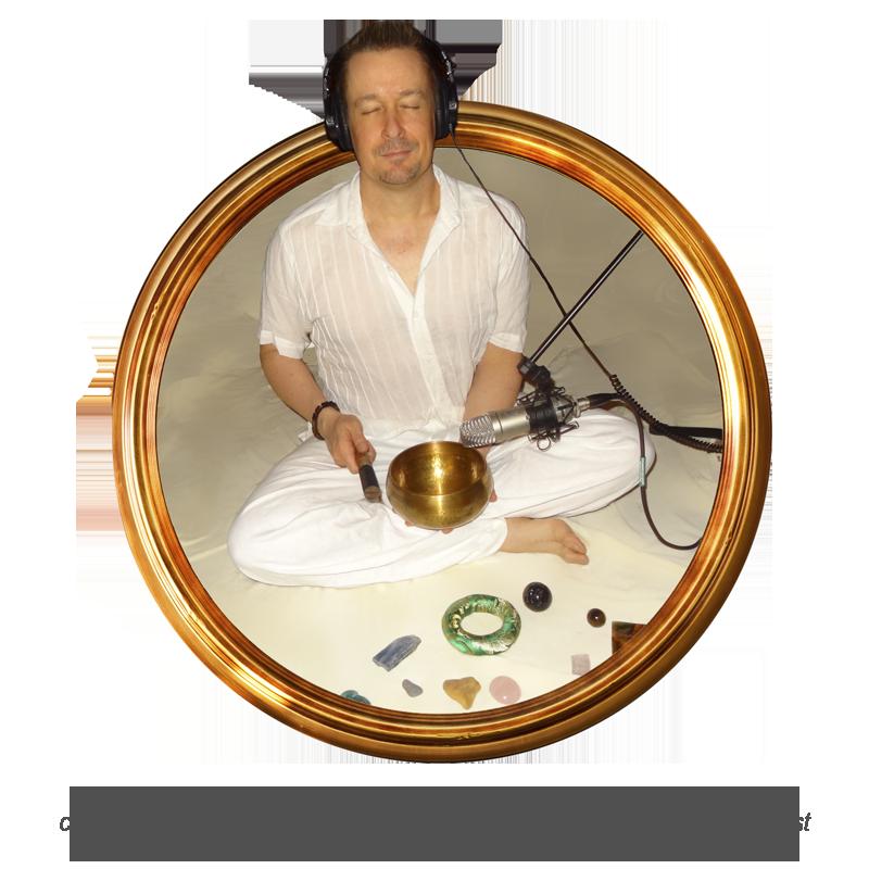 tibetan signing bowls meditation