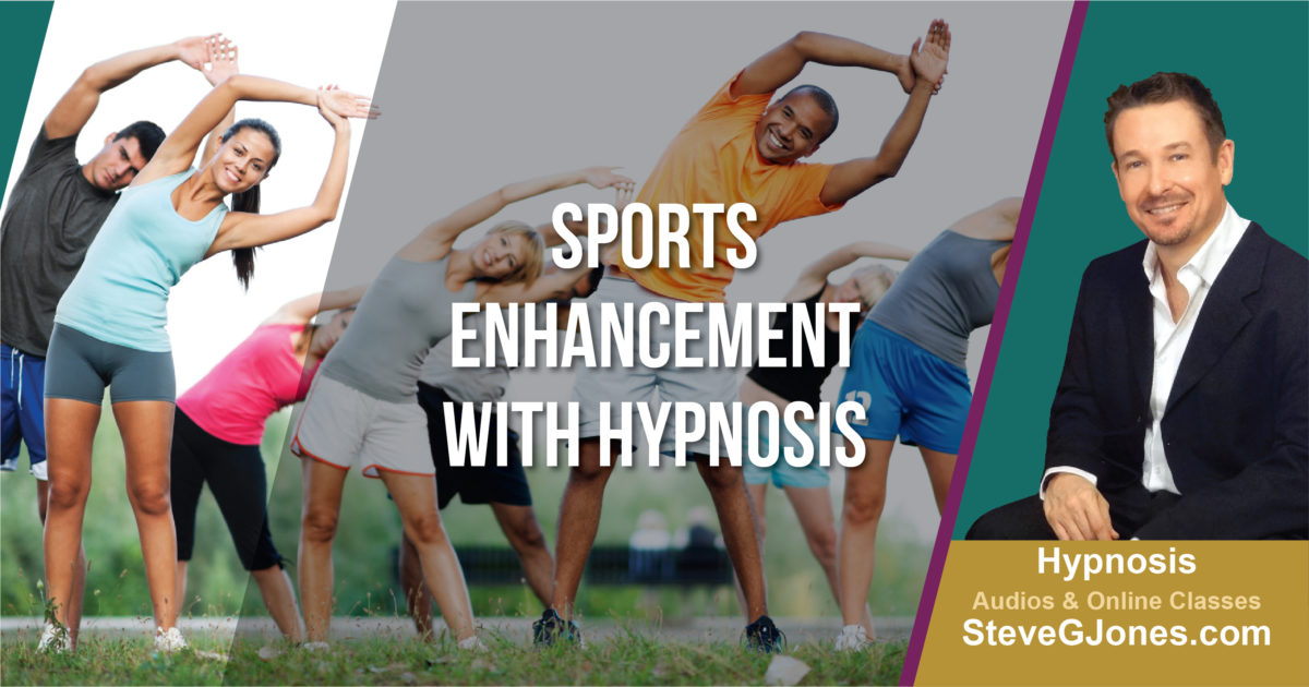 Hypnosis for Sports | Dr. Steve G. Jones