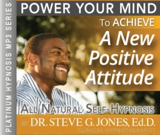 Achieve a New Positive Attitude Hypnosis MP3