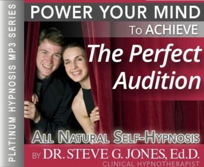 Achieve the Perfect Audition Hypnosis MP3