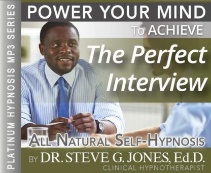 Achieve The Perfect Interview Hypnosis MP3