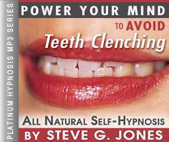 how to stop clenching your teeth