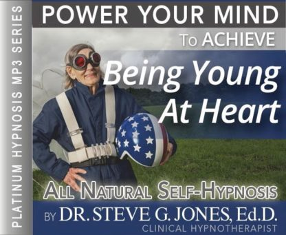 Be Young at Heart Hypnosis MP3