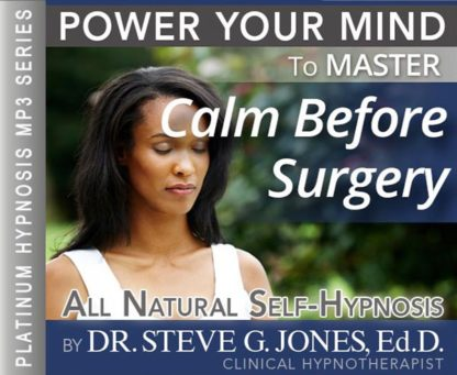 Calm Before Surgery Hypnosis MP3