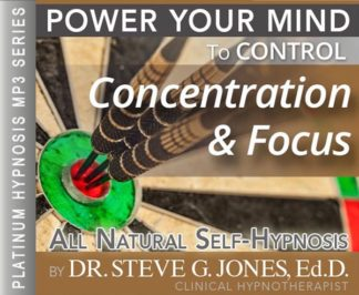 Concentration and Focus Hypnosis MP3