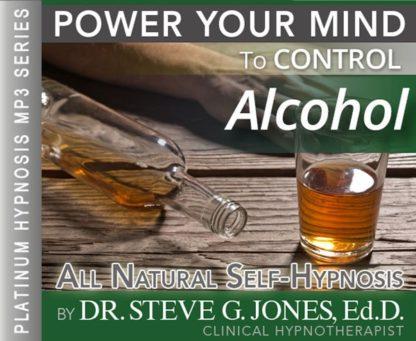 Control Alcohol Hypnosis MP3