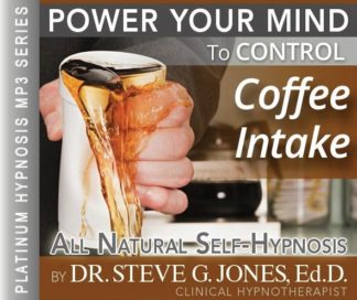 Control Coffee Intake Hypnosis MP3