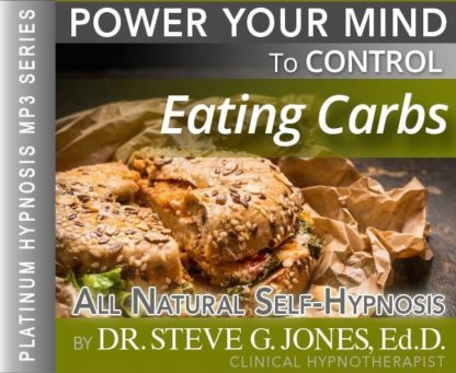Control Eating Carbs Hypnosis MP3