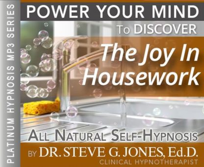 Discover the Joy of Housework Hypnosis MP3
