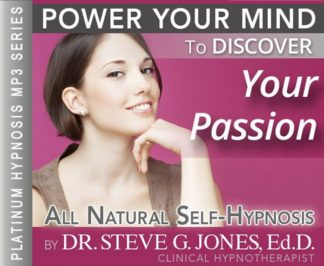 Discover Your Passion Hypnosis MP3