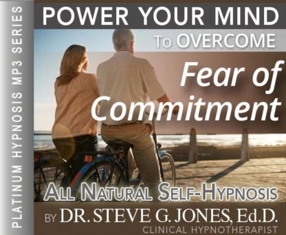 Fear of Commitment Hypnosis MP3