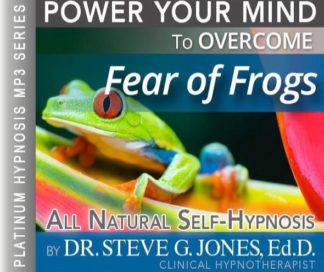 Fear of Frogs Hypnosis MP3