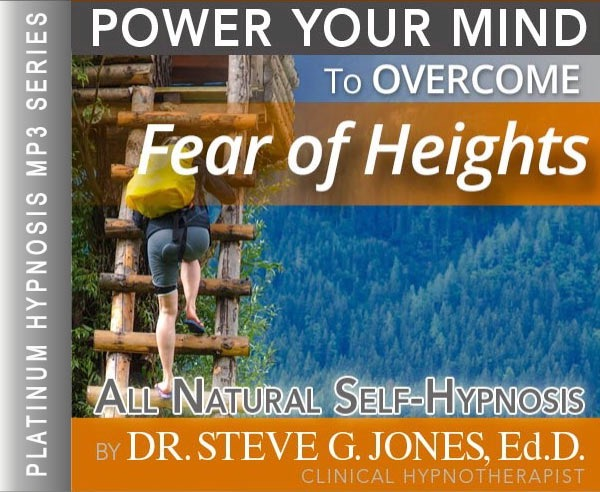 Fear of Heights Hypnosis MP3