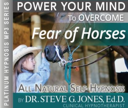 Fear of Horses Hypnosis MP3