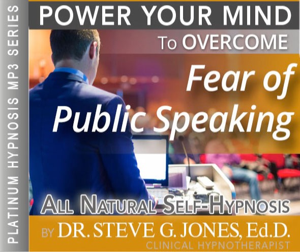 Fear of Public Speaking Hypnosis MP3 | Hypnosis mp3 ...