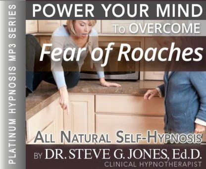 Fear of Roaches Hypnosis MP3