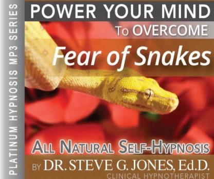Fear of Snakes Hypnosis MP3