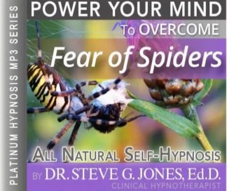 Fear of Spiders Hypnosis MP3