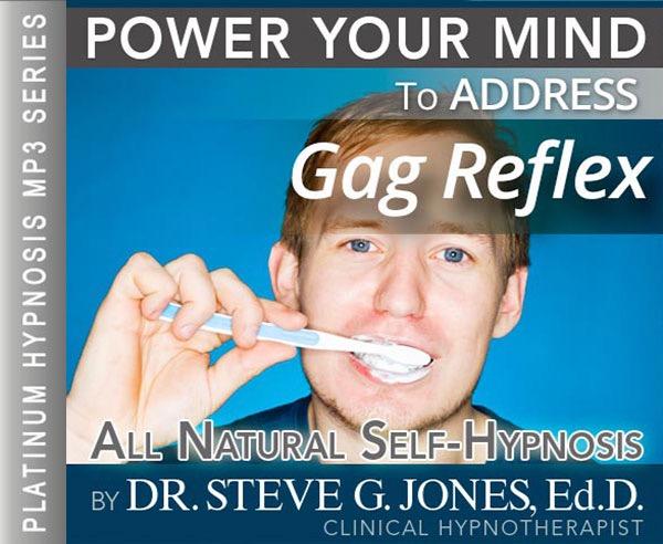 how to train gag reflex