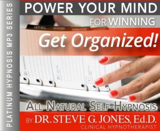 Get Organized! Hypnosis MP3