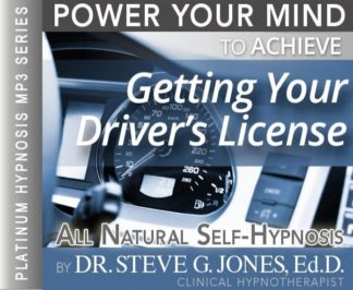 Getting Your Driver's License Hypnosis MP3