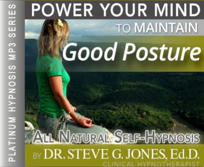 Good Posture Hypnosis MP3