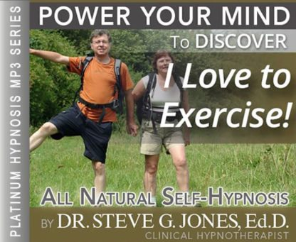 I Love to Exercise! Hypnosis MP3