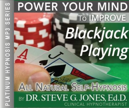 Improve Black Jack Playing Hypnosis MP3