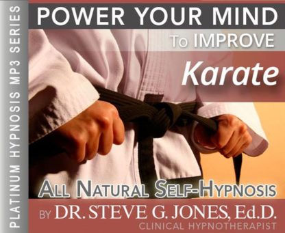 Improve Karate Hypnosis MP3