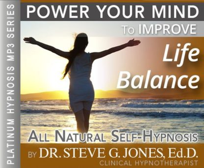 Improve Life Balance Hypnosis MP3