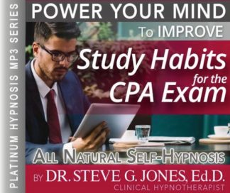 Improve Study Habits for the CPA Exam Hypnosis MP3
