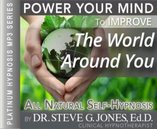 Improve the World Around You Hypnosis MP3