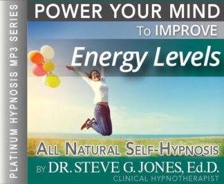 Increase Energy Levels Hypnosis MP3