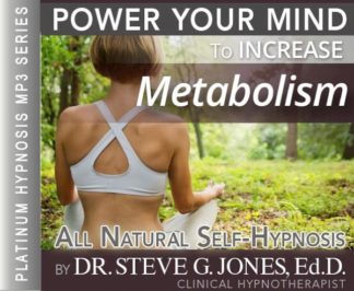 Increase Metabolism Hypnosis MP3