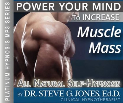Increase Muscle Mass Hypnosis MP3