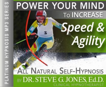 Increase Speed and Agility Hypnosis MP3