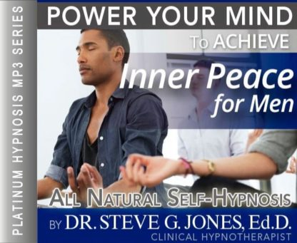 Inner Peace for Men Hypnosis MP3