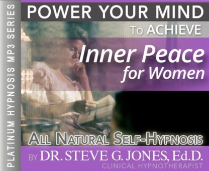Inner Peace for Women Hypnosis MP3
